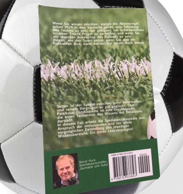 Fußball - eine total vergnügliche Partikular Enzyklopädie