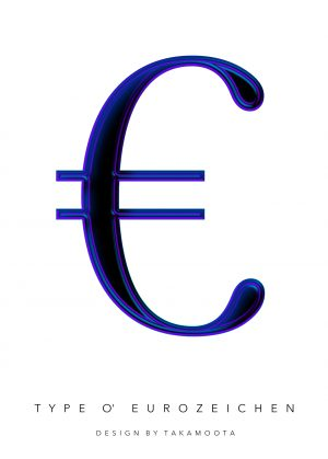 Type O' Dollarzeichen