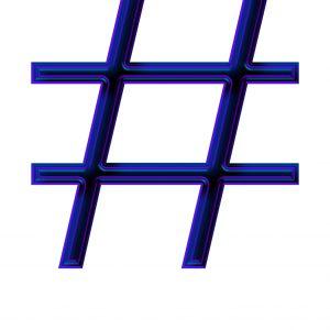 Type O' Hashtag