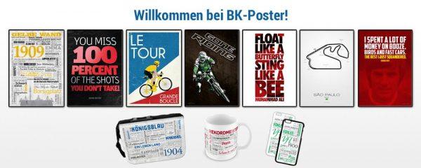 Banner Produkte BK Poster