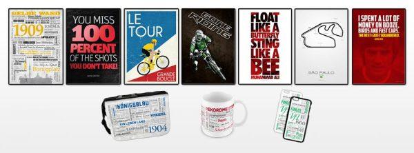 Banner BK Poster Produkte