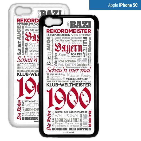 smartphone hülle bayern-iphone5c