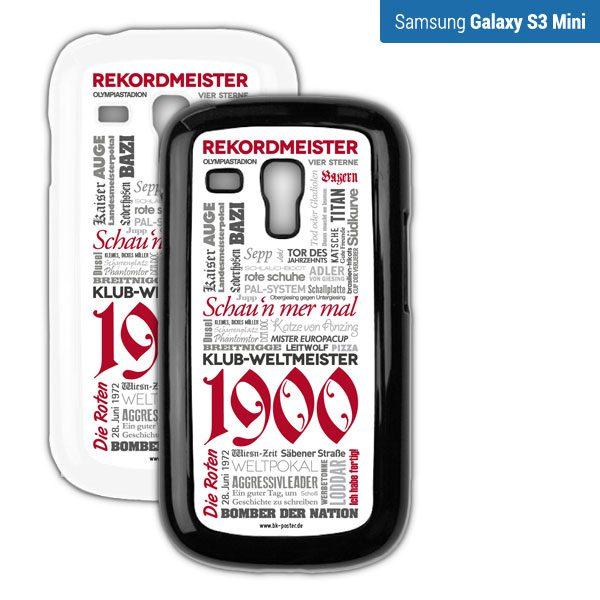 Smartphone Hülle Bayern s3mini