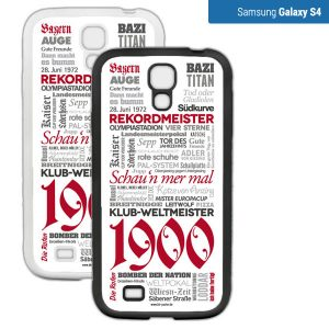Smartphone Hülle Bayern s4