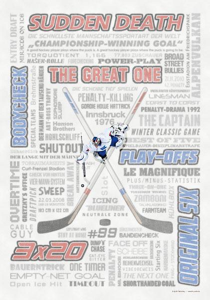 Poster Eishockey