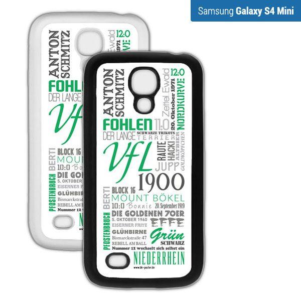 Smartphone Hülle gladbach-s4mini