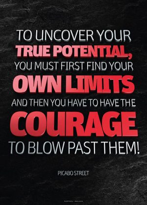 Poster picabo street - to uncover your true potential