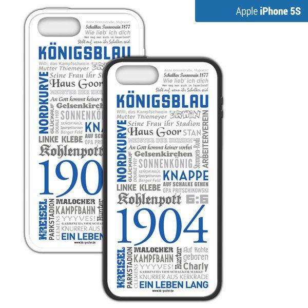 Smartphone Hülle Schalke iPhone5s