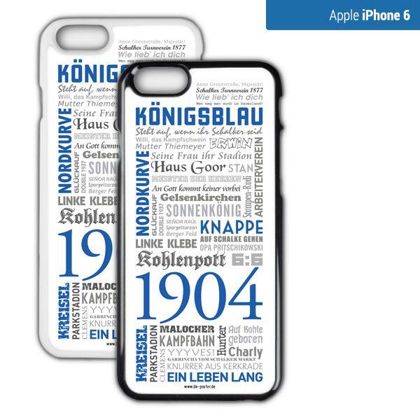 Smartphone Hülle Schalke iPhone6