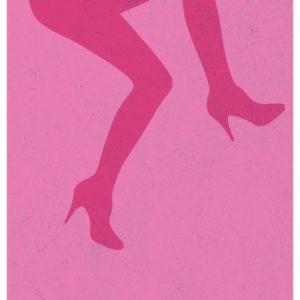 Poster Sexy Frauen tragen High Heels