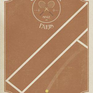 Postzer Grand Slam Paris